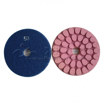 polishing resin pads
