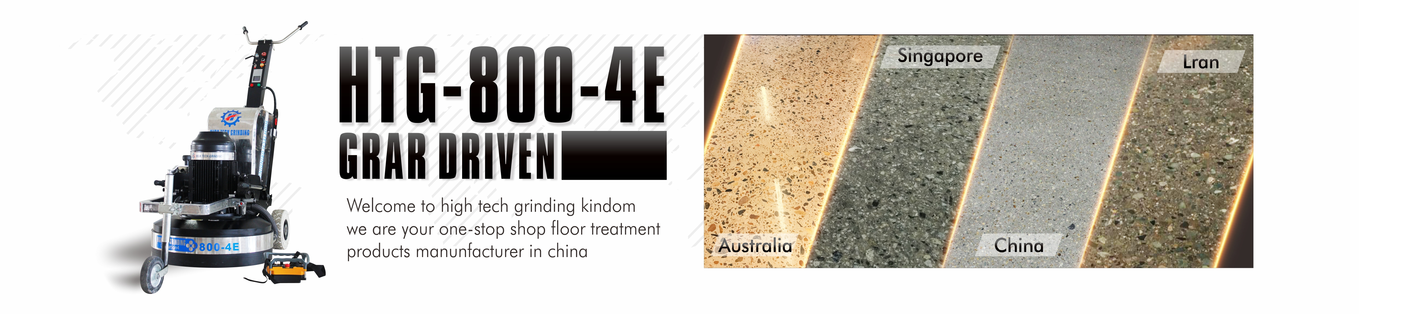 Concrete Polishing System